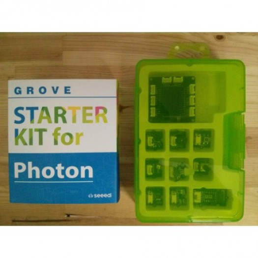 Grove Starter Kit pour Photon