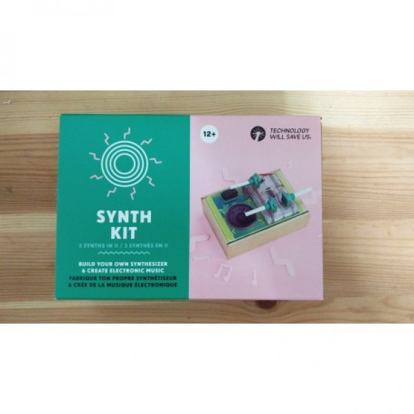 Kit du synthé / DIY Synth Kit