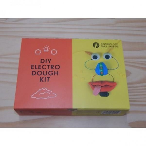 Kit d'électronique pour  Pâte à Modeler / DIY Electro Dough Kit