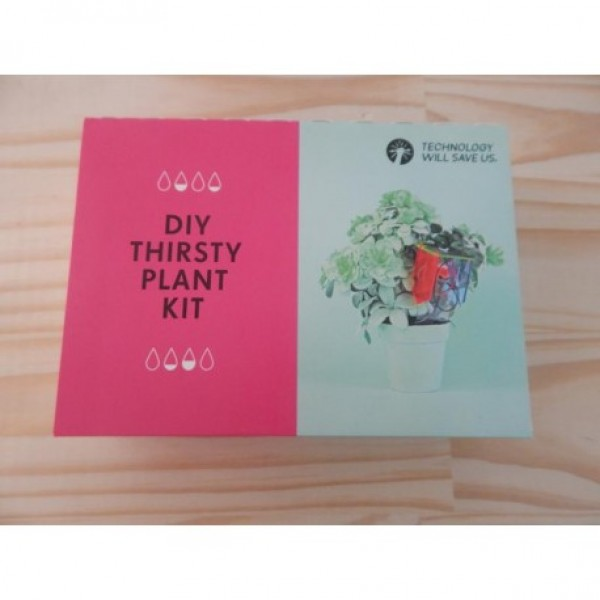Kit de la plante assoiffée / DIY Thirsty Plant Kit