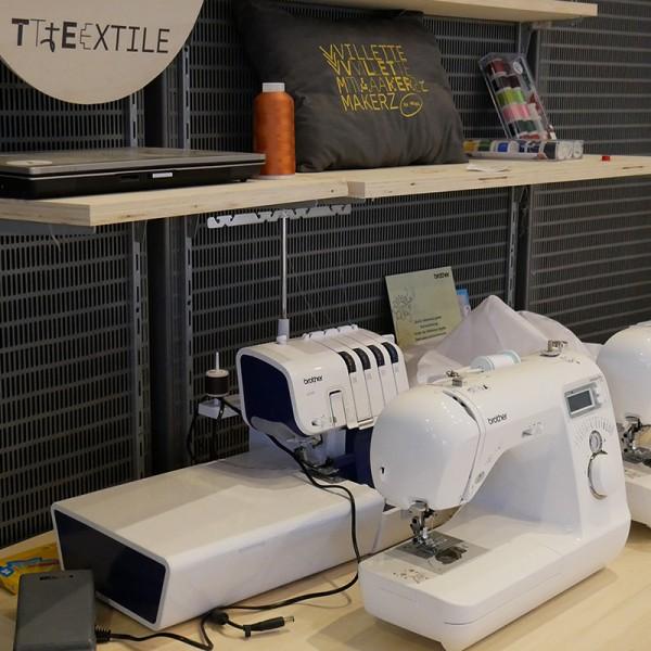 Formation autonomie pack atelier couture et broderie
