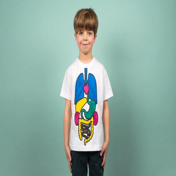 Le T-shirt organes