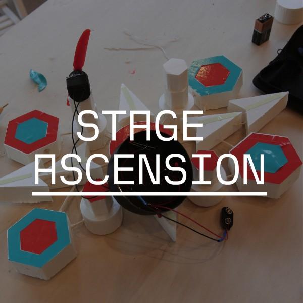 Stage de l'Ascension - du Mercredi 24/05 au Dimanche 28/05 - Construis ton OFNI programmé !