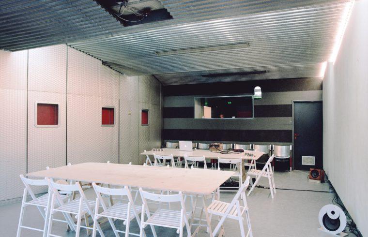 L'espace cinéma pour les nomades.